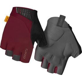 Giro Supernatural Gloves Men, rojo/negro
